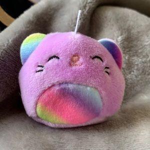 """2"""" Squishville Cienna (caticorn) Squishmallow BNWT"""